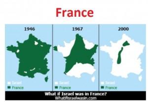 si israel était ailleur